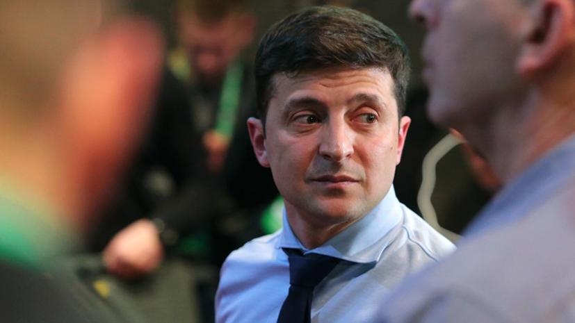 Зеленский сделал заявление о референдуме 2014 года в Крыму