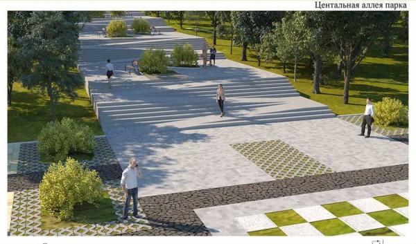 Концепцию благоустройства парка «Учкуевка» выберут ко Дню Победы