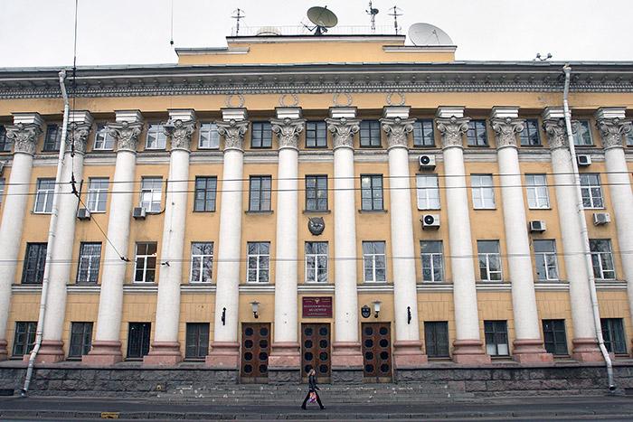 В Санкт-Петербурге произошел взрыв в военной академии