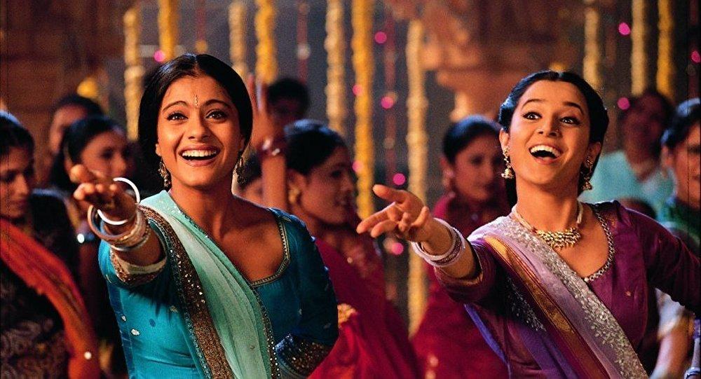В Крыму будут снимать индийские фильмы