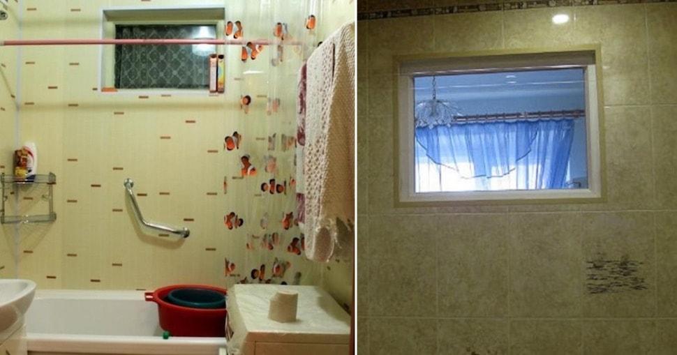 Зачем в старых домах делали окно между ванной и кухней