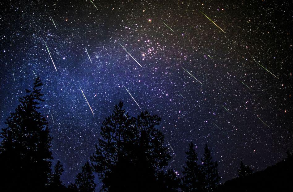 В апреле россияне могут наблюдать звездопад Лириды