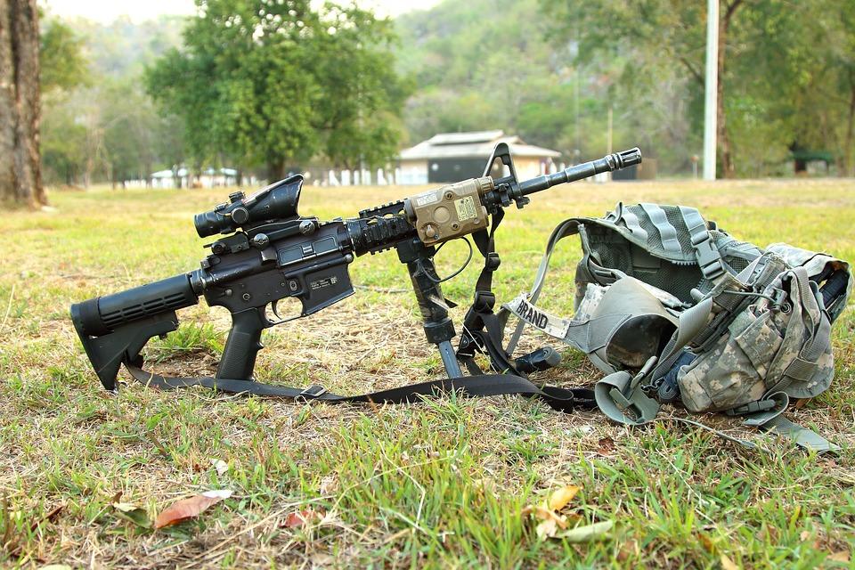У дома Зеленского поймали бандитов с пулеметами