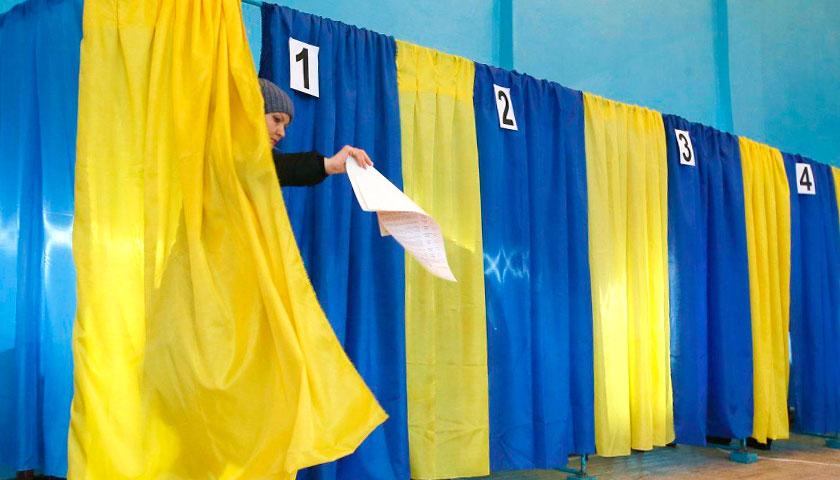 Киевлянка родила прямо на избирательном участке