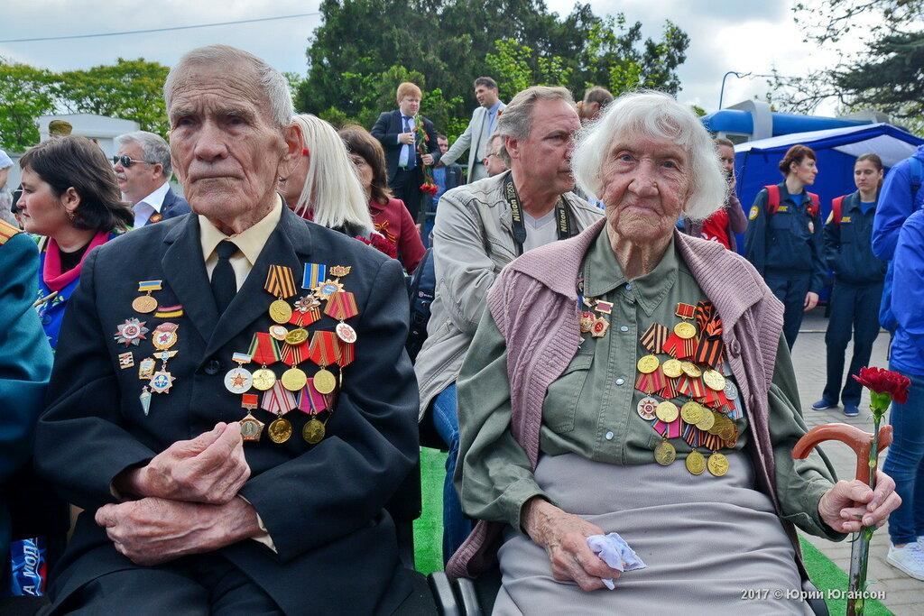 Севастопольские депутаты «зажали» денег для ветеранов ко Дню Победы
