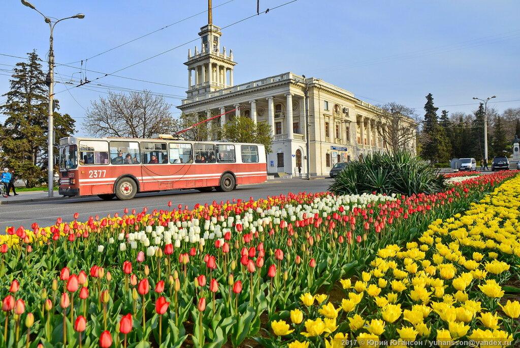 Как будет работать общественный транспорт на Пасху и 1 мая в Севастополе