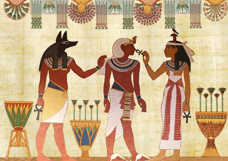 В Египте вскрыли гробницу возрастом более 4 тысяч лет