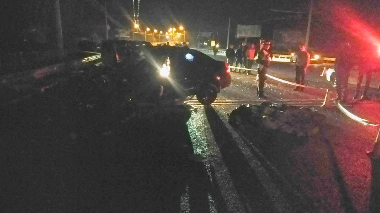 В МЧС рассказали подробности страшной аварии, где погибли 5 человек