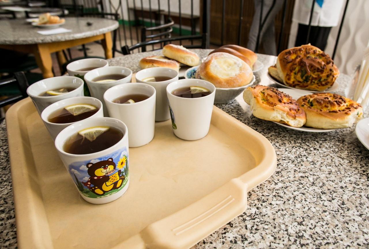 В Севастополе проверили, чем кормят детей в школах