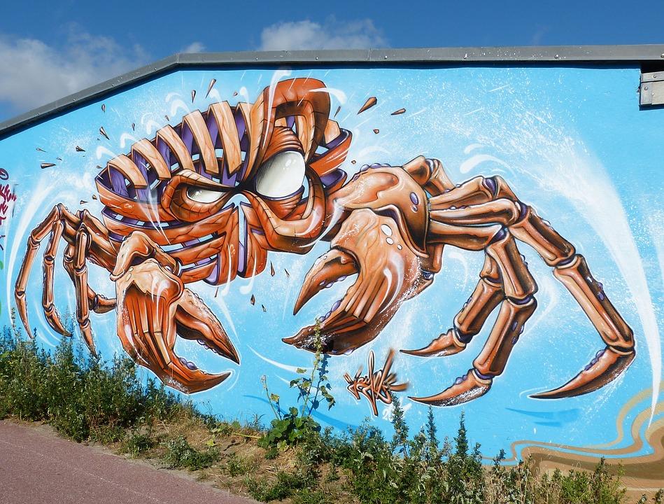 В Севастополе впервые пройдет чемпионат граффити