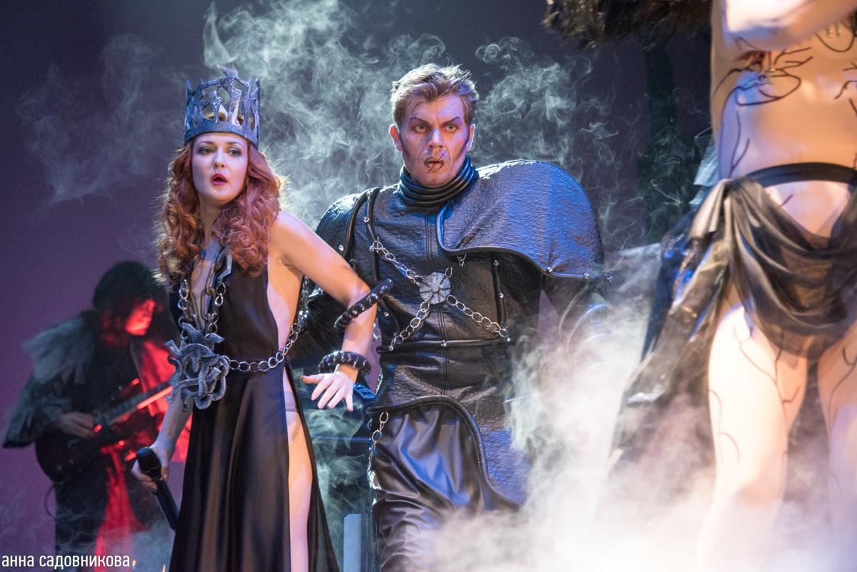 Спектакль театра Луначарского стал лучшим в Крыму