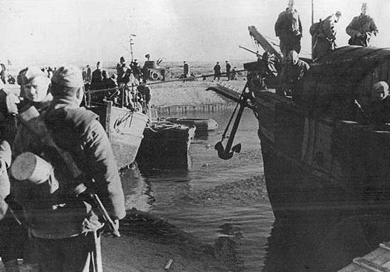 Как это было: севастопольцы увидят хронику Крымской наступательной операции