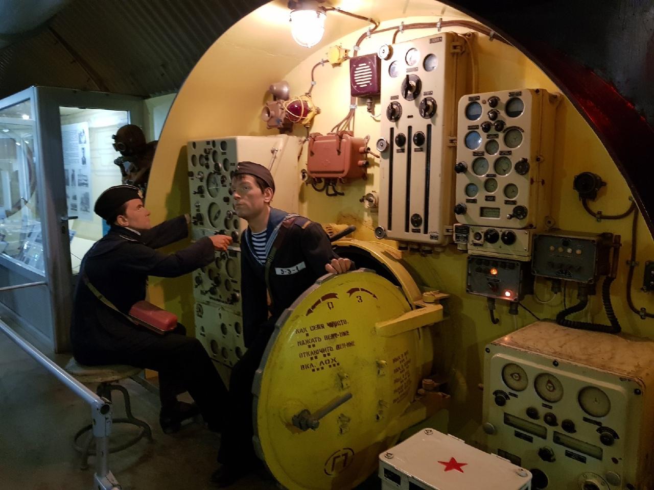 Блог путешественника по Крыму: подземный музей в Балаклаве