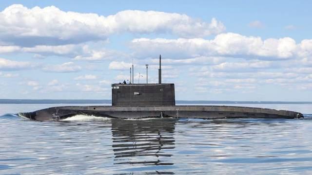 Моряку ЧФ сделали срочную операцию прямо на борту подводной лодки