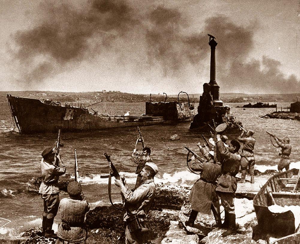 В Севастополе создали онлайн-календарь операции 1944 года по освобождению Крыма