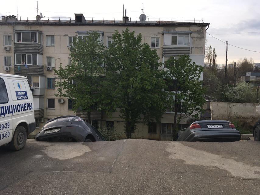 Овсянников поручил тщательно разобраться в причинах обвала подпорной стены в Севастополе