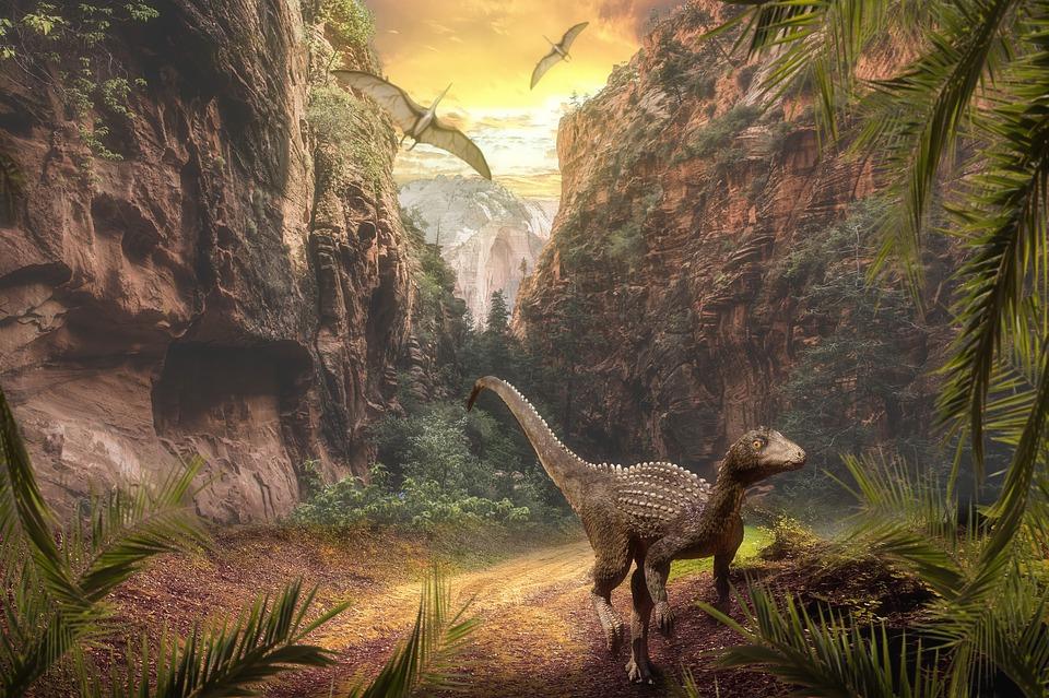 «Шесть метров в длину»: в Крыму наши останки динозавров