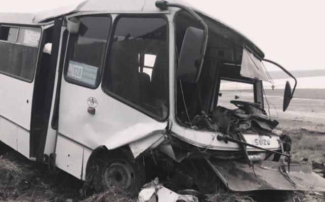 После смертельного ДТП с перевернутым рейсовым автобусом в Крыму прокуратура проводит проверку