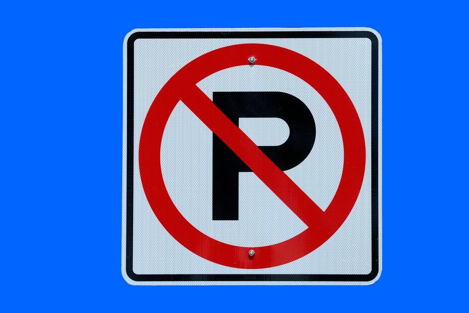 В центре Севастополя частично запретят парковку