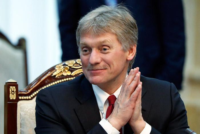Песков ответил Зеленскому на обещание потребовать у РФ компенсацию за Крым и Донбасс