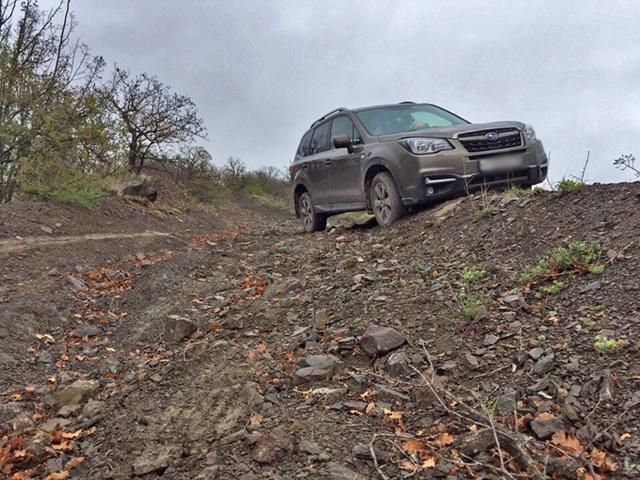 Автомобили становятся «заложниками» крымских грунтовок