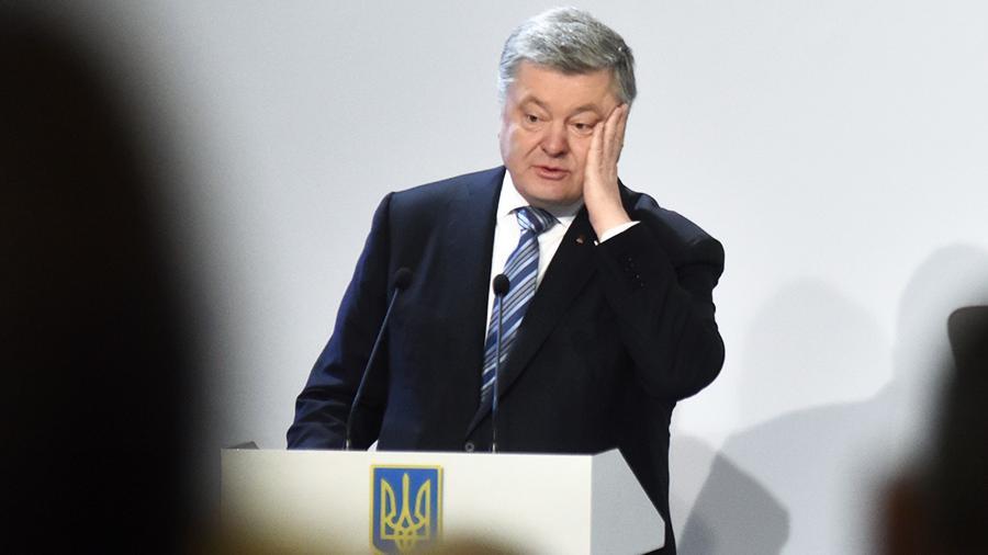 Раскрыты имена членов семьи Порошенко для тайного выезда с Украины