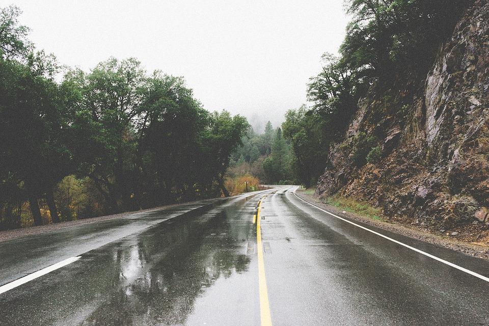 Полуостров продолжит заливать дождями (прогноз погоды на 16-18 апреля)