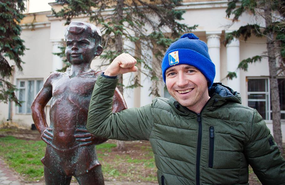 Севастополец выиграл «Ялтинский полумарафон-2019»