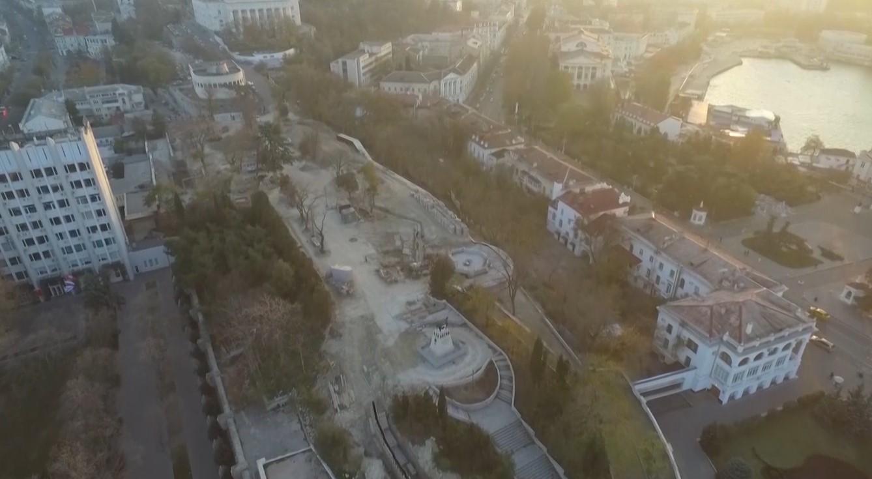 Непримиримые: в Севастополе идет война за памятники