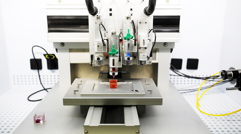 В мире впервые напечатали живое сердце на 3D-принтере