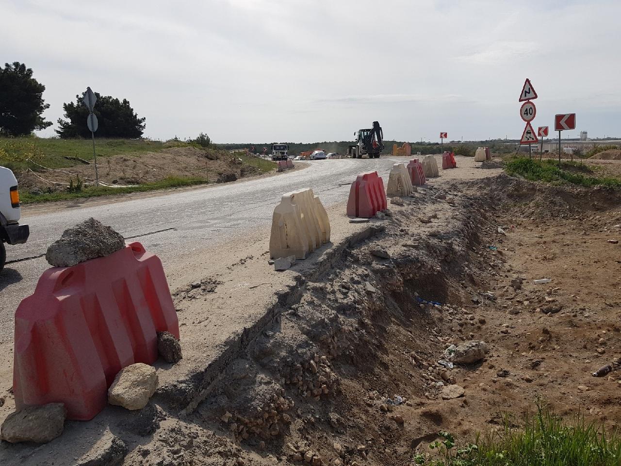 Когда будет готова дорога на Камышовом шоссе