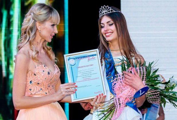 Севастопольцев просят поддержать юную землячку на конкурсе «Мисс Россия 2019»