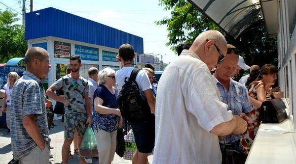 Сегодня в Крыму открывается новая автостанция