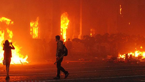 Выжившие рассказали о трагедии в Доме профсоюзов 2 мая 2014 года в Одессе