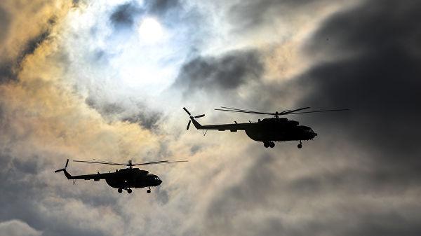 На Украине в результате крушения вертолета погиб командир бригады ВСУ