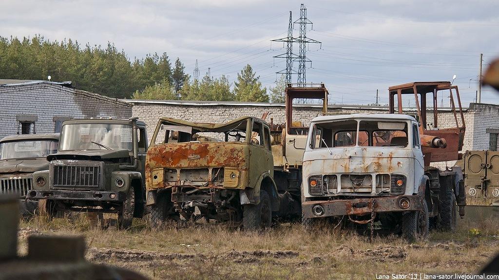 Украинскую военную технику в Крыму утилизируют через пять лет
