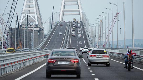 В Москве построят мост по технологии Крымского моста