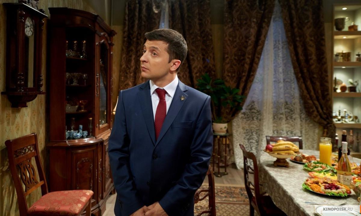 Что посмотреть с Зеленским: фильмография нового президента Украины