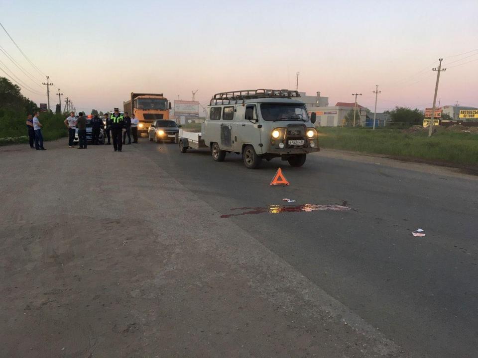 В Саратове пьяный сотрудник МВД насмерть сбил подростка