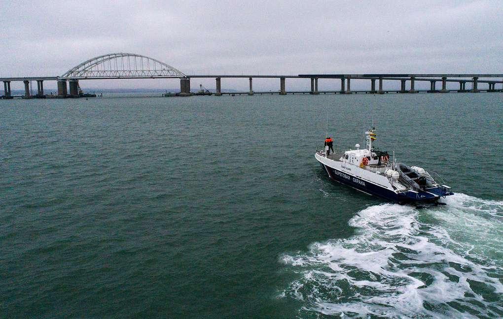 В Керченском проливе обнаружили обломки катера времен ВОВ