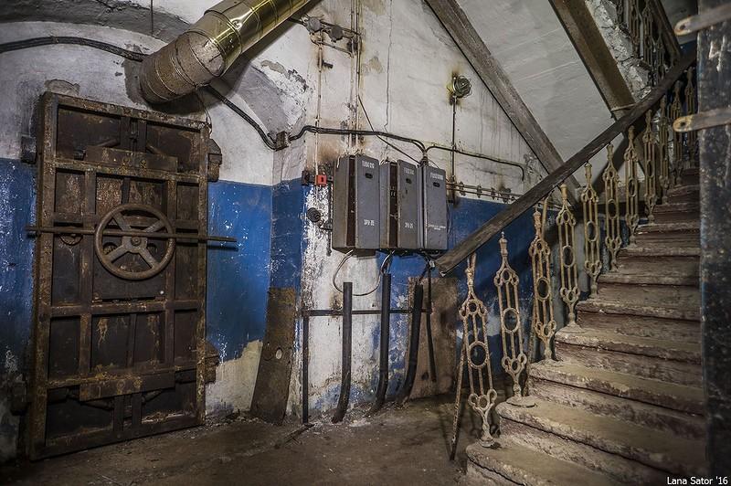 Недостроенная подземная электростанция передана севастопольскому ГУПу