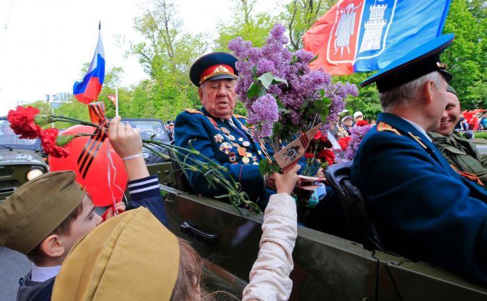 Минтруд назвал число ветеранов Великой Отечественной войны в России