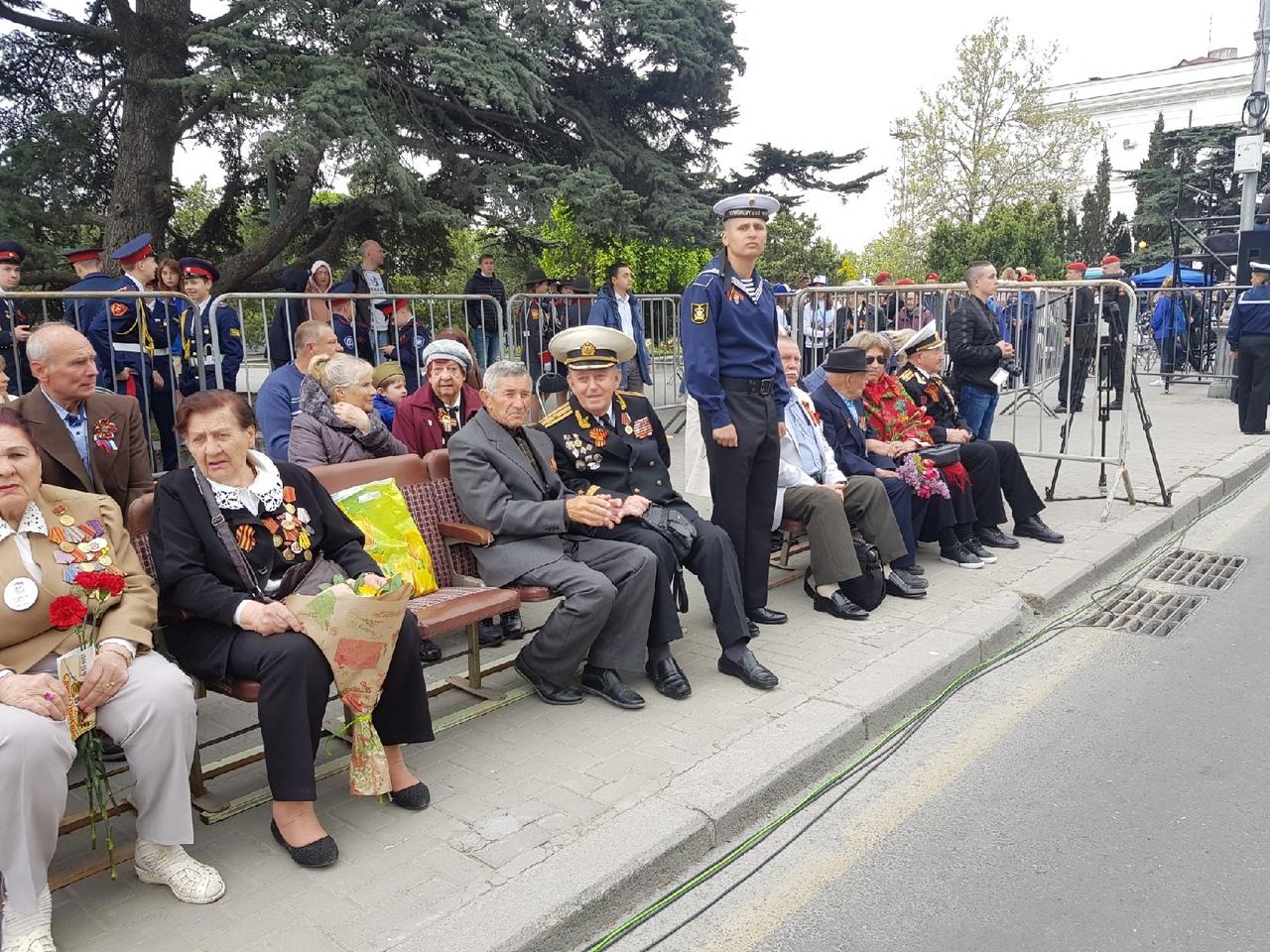 Севастополь готов к Параду Победы