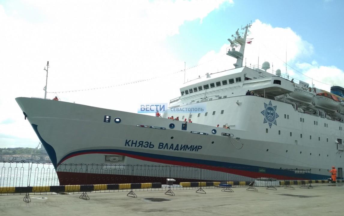«Князь Владимир» прибыл в Севастополь