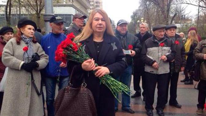 В Киеве задержана организатор украинского аналога шествия «Бессмертный полк»