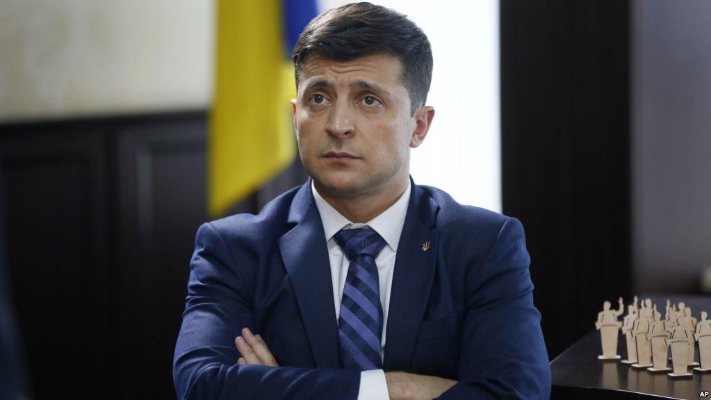 Штаб Зеленского будет продолжать курс Порошенко