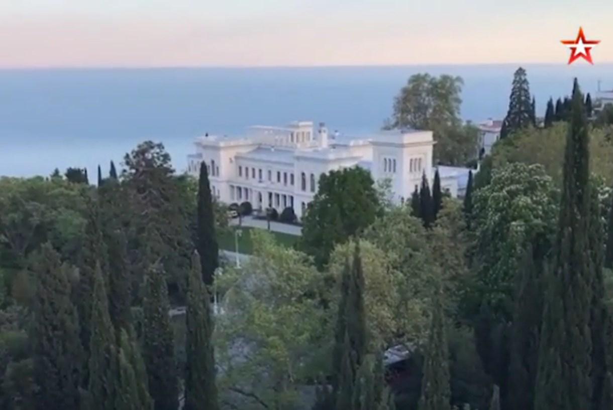 Журналисты нашли дом Зеленского в Крыму