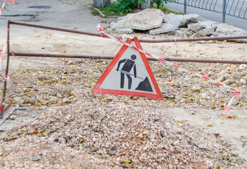 В Севастополе больше чем на месяц закроют улицу Керченскую