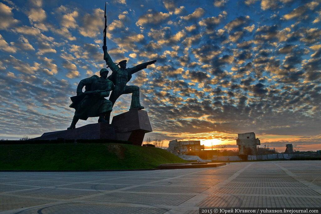 Минобороны отдало городу военный городок на мысе Хрустальный