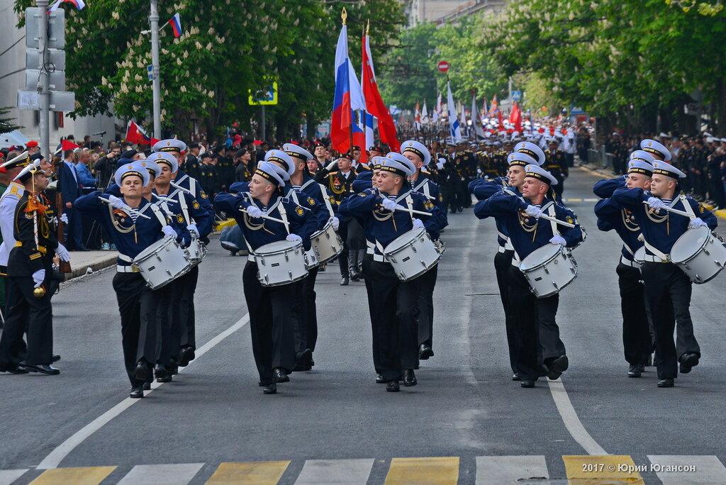 Генеральная репетиция парада: когда, где и на сколько перекроют движение в Севастополе